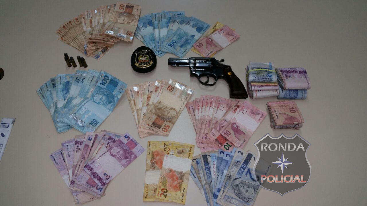 Operação choque de ordem combate ao tráfico drogas e armas