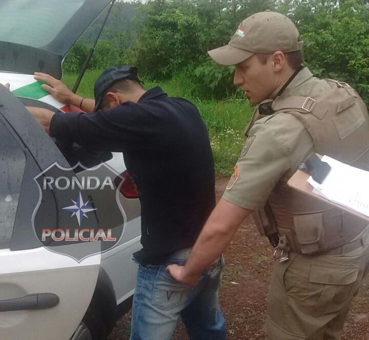 Motorista procurado pela justiça por crimes cometido no trânsito é preso pela PM