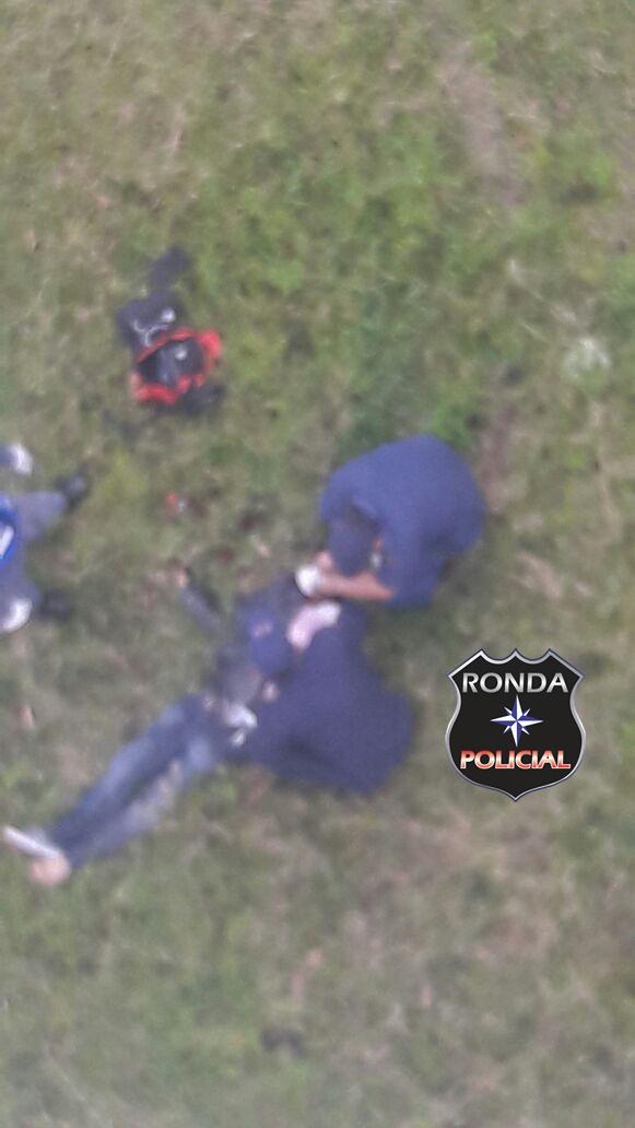 Motociclista morre ao cair da ponte do Rio Uruguai