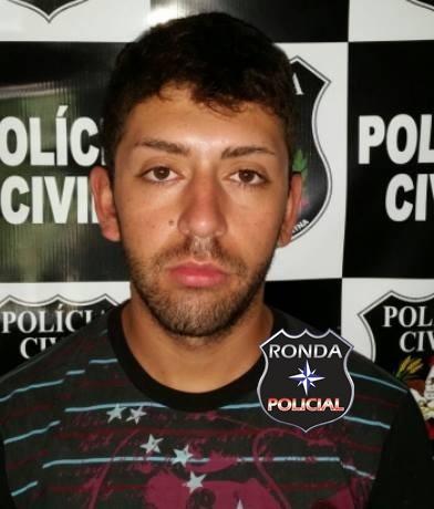DIC captura homem condenado por assalto