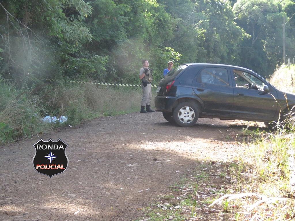 Idoso é assassinado a golpes de faca em estrada rural