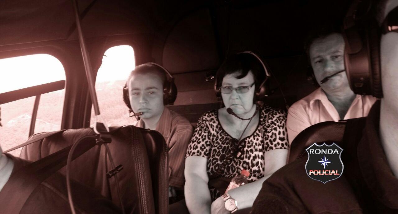 Saer realiza transporte aéreo de adolescente para transplante de rim no RS