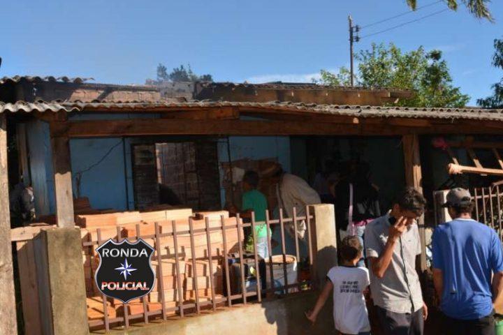 Morre terceira vítima de incêndio em residência onde duas pessoas morreram carbonizadas