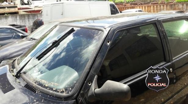 Família é rendida por quadrilha em assalto a mão armada durante a madrugada