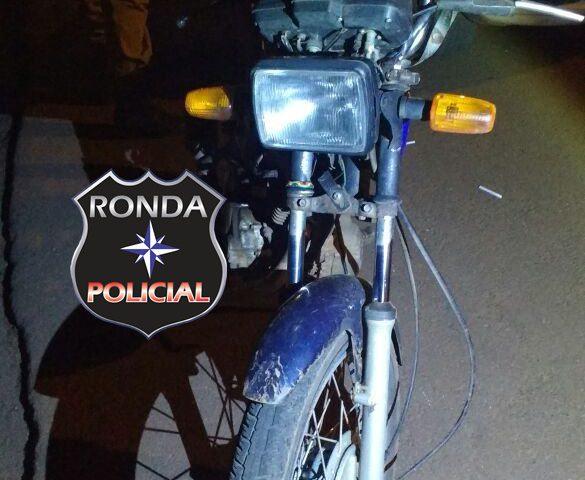 Motociclista é preso em flagrante com cocaína em Abelardo Luz