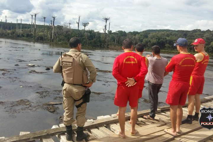 Localizado corpo de jovem que morreu afogado em rio no interior de Passos Maia