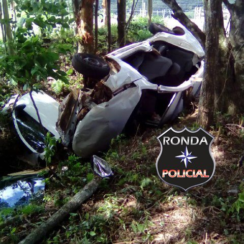 Padre morre em grave acidente de trânsito