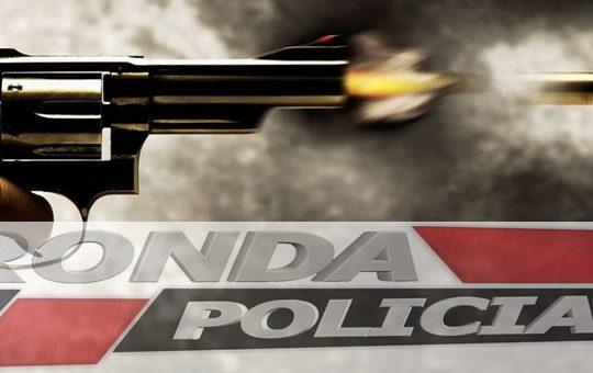Jovem é alvejado com seis tiros durante festa no Oeste de Santa Catarina