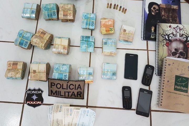 Polícia apreende cerca de R$ 1 milhão em cigarros do Paraguai