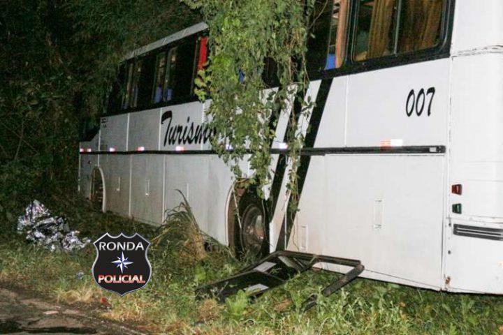 Motorista é assassinado em assalto a ônibus durante a madrugada