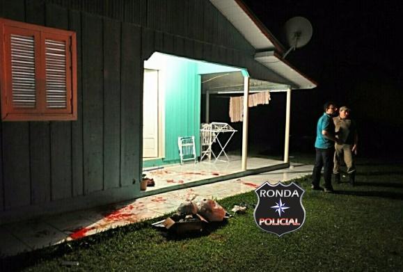 Chacina: Três irmãs são brutalmente assassinadas e rapaz fica gravemente ferido