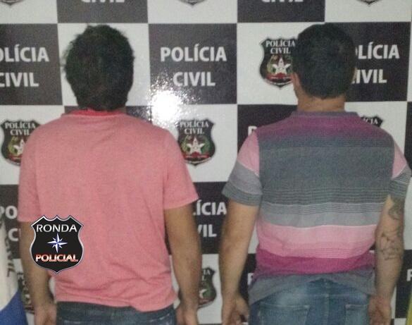 """Polícia Civil deflagra """"Operação Fim de Festa"""" e prende dois por tráfico"""