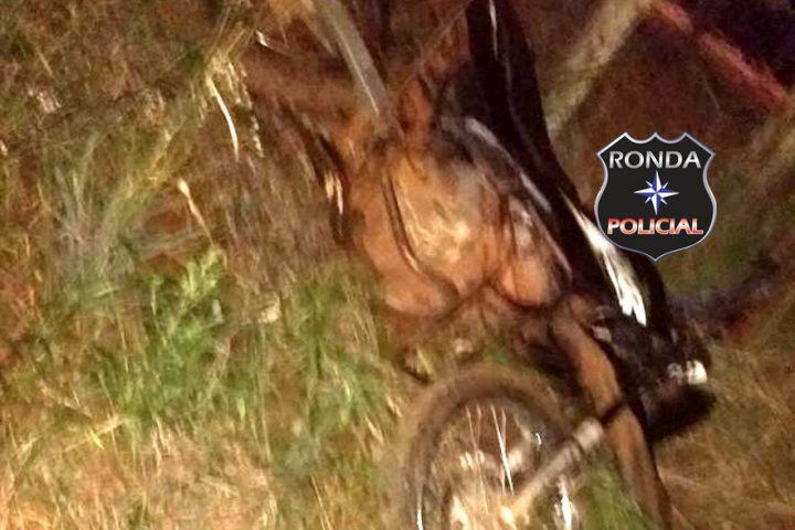 Assassino condenado pela justiça e foragido da PACH é preso ao tentar furtar moto no interior