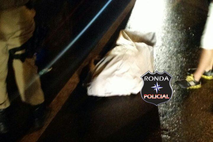 EM PRIMEIRA MÃO – Três xanxerenses são baleados e um morre em Chapecó