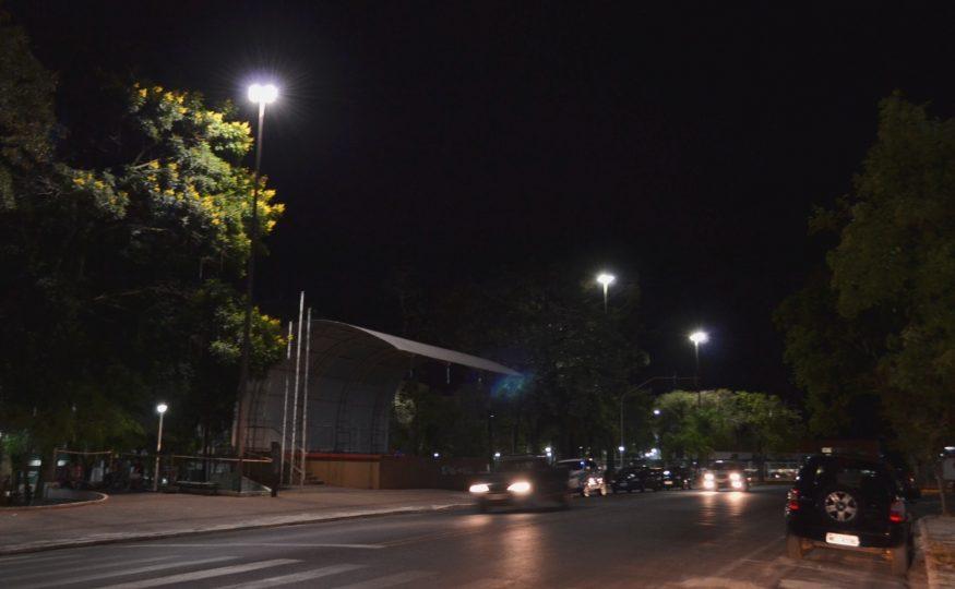 Força-tarefa para iluminação pública chega aos bairros de Xanxerê