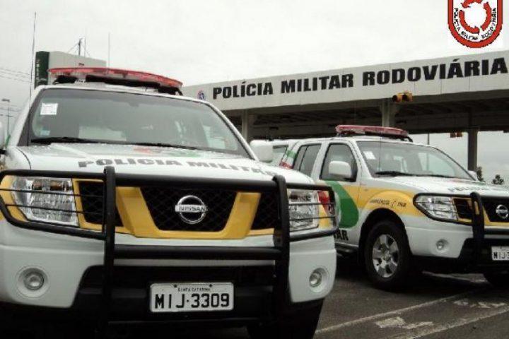 Cinco acidentes são registrados nas rodovias estaduais da região