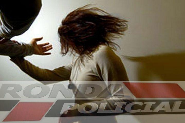 Homem é preso depois de agredir mulher no centro de Ipuaçu