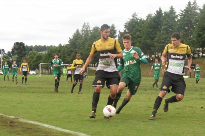 Chapecoense e Criciúma decidem na tarde desta quarta-feira final do Catarinense Sub-20 de 2016