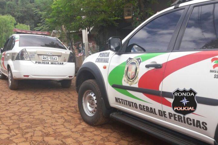 Polícia investiga morte de jovem em Coronel Freitas