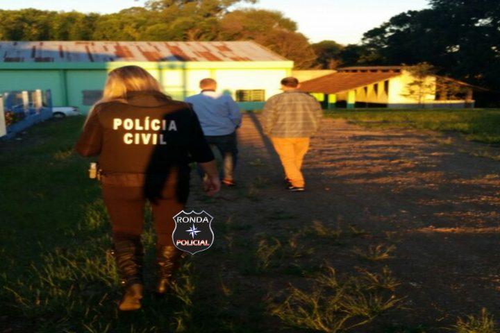 Suspeito de tentar matar a ex-mulher é preso pela Civil
