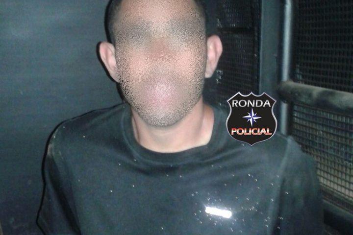 Jovem é preso por furto 24 horas após sair da cadeia