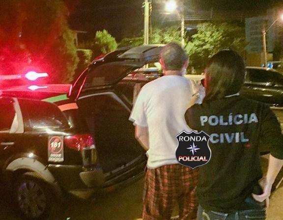 Polícia Civil prende Pastor por crimes sexuais cometidos contra jovens que frequentavam igreja