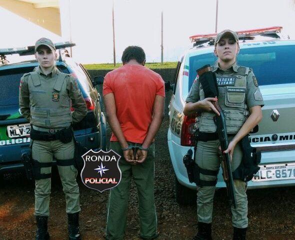 Polícia localiza e prende assassino de indígena procurado pela justiça