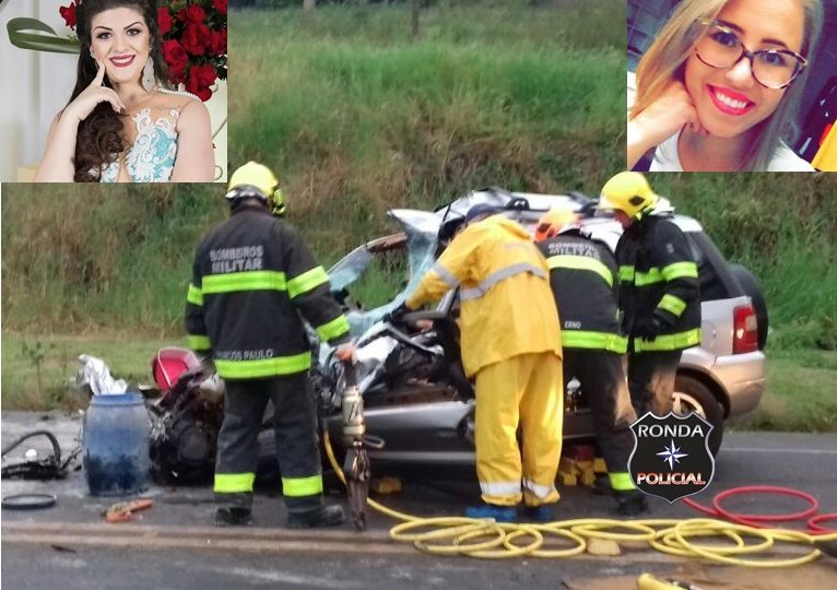 Morre segunda vítima de grave acidente neste domingo de Páscoa