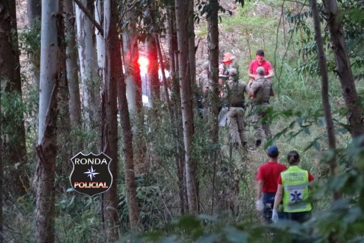 Identificado corpo encontrado morto em matagal