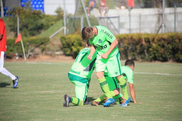Sub-20 da Chape vence o Inter e conquista vaga inédita