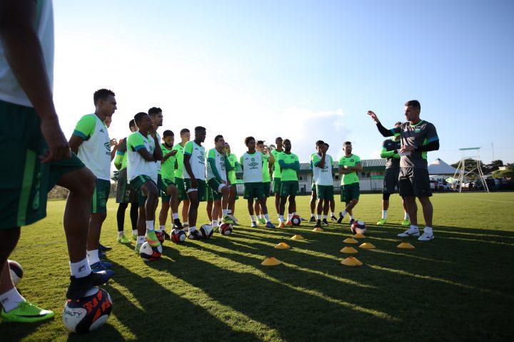 Chape encara Joinville em busca do título do returno do Catarinense 2017