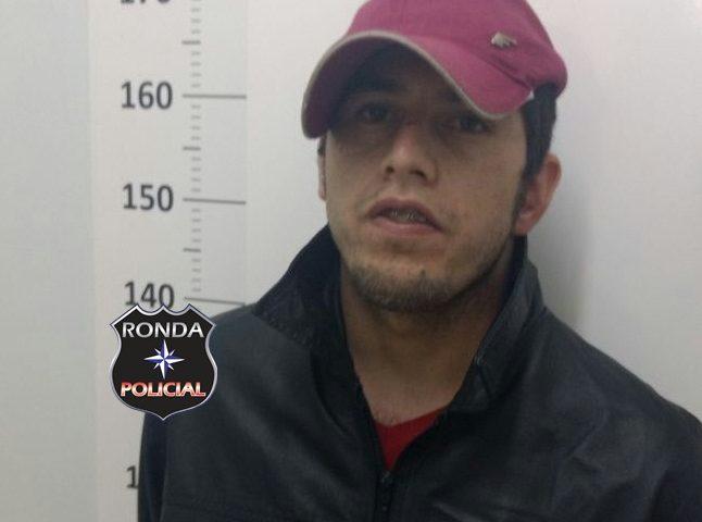 Polícia Civil captura foragido do presídio