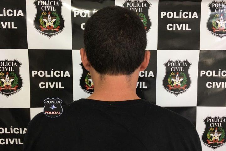 Polícia Civil conclui inquérito e prende autor de assalto