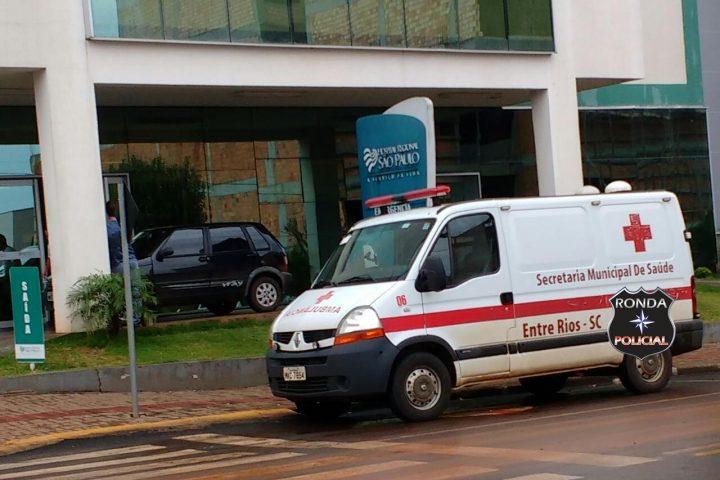 EXCLUSIVO – Vereador e funcionário público é flagrado conduzido ambulância da secretaria de saúde sem autorização e sem documento obrigatório