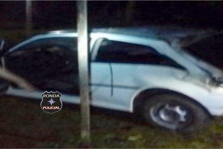 Motorista morre ao capotar veículo durante a noite