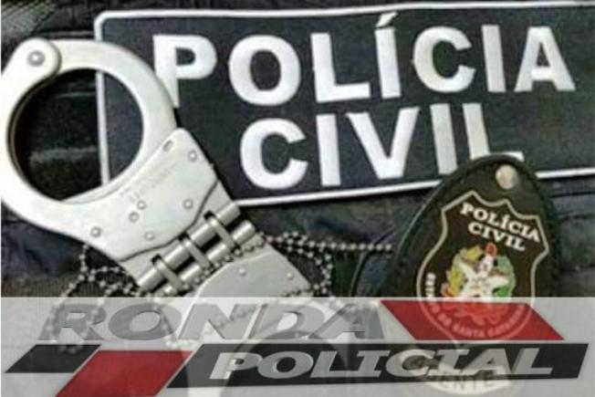 Polícia Civil prende jovem suspeito pela autoria de tentativa de homicídio