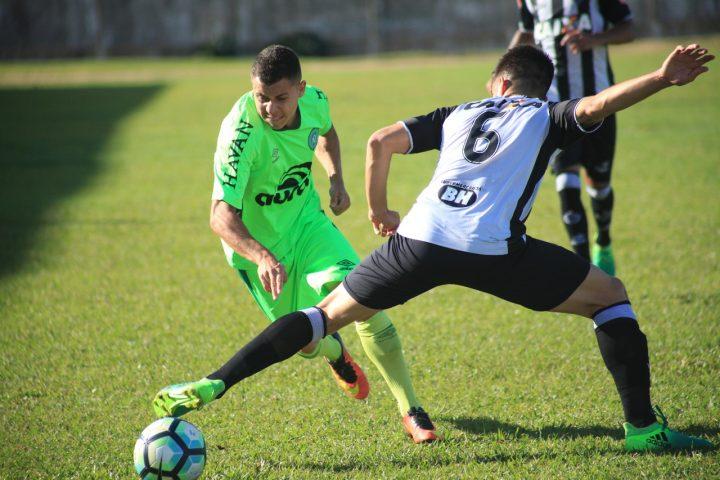 Sub-20 da Chape perde em Xanxerê e acaba eliminada da Copa do Brasil