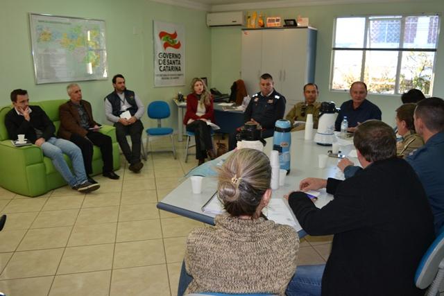 Colegiado Regional de Governo prepara Ação Social em Entre Rios