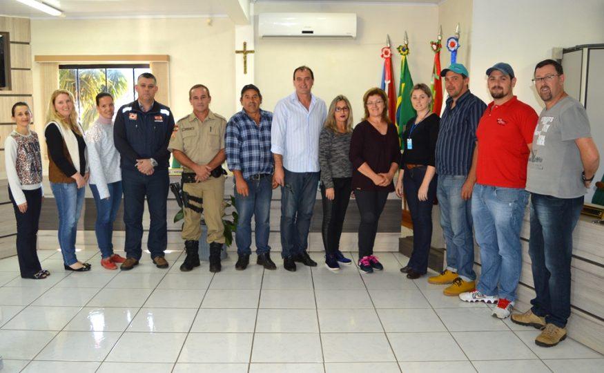 Empossada Comissão Municipal de Defesa Civil de Passos Maia
