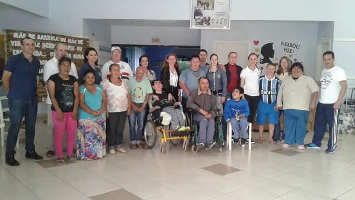 APAE de Ipuaçu é contemplada com projeto do Banco do Brasil