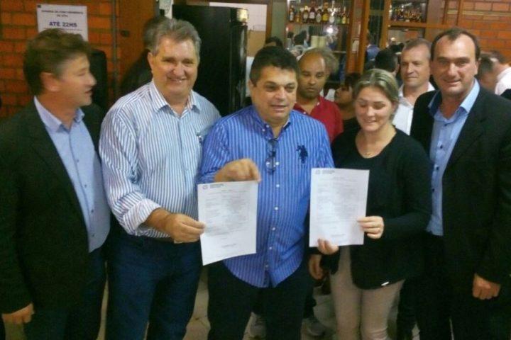 Passos Maia recebe R$ 150 mil para compra de nova ambulância
