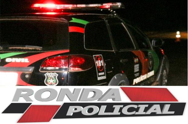 Polícia prende homem suspeito de agredir enteado em Chapecó