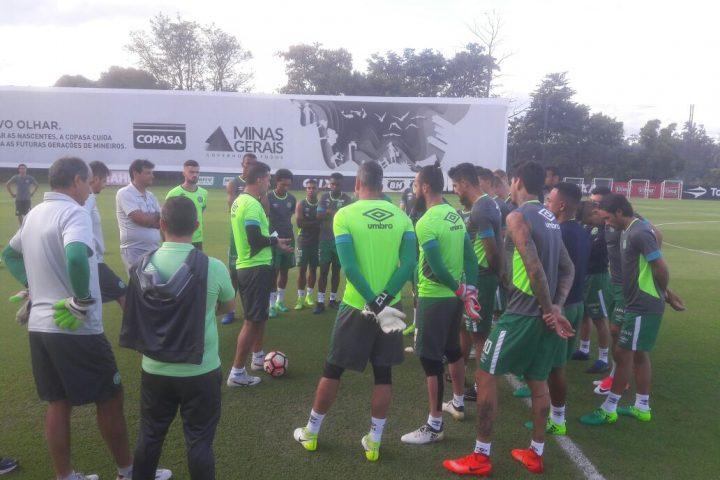 Chape estreia na Copa do Brasil diante do Cruzeiro fora de casa