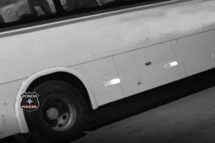 Ônibus de comerciantes do Oeste é assaltado no sudoeste do Paraná