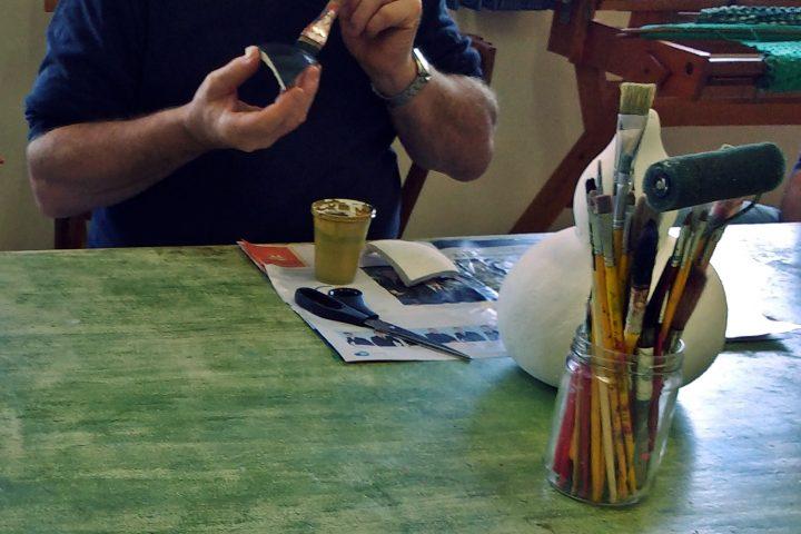 O artesanato como forma de estimulo para os alunos da APAE de Ipuaçu
