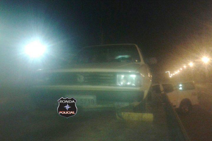 Motorista embriagado é preso em flagrante ao sofrer acidente na SC-155