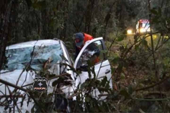 Motorista morre em grave acidente na SC-283
