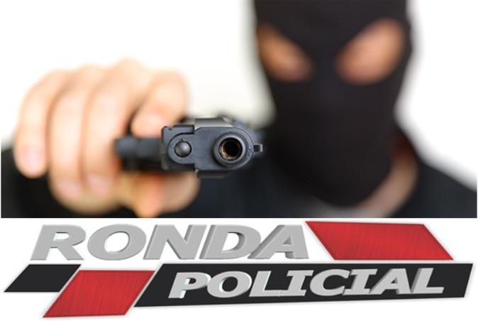 Ex-prefeito é feito de refém em assalto a mão armada durante a noite