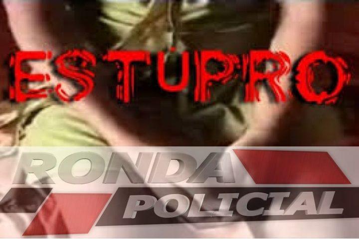 Homem é preso em flagrante por estuprar a própria enteada de 11 anos