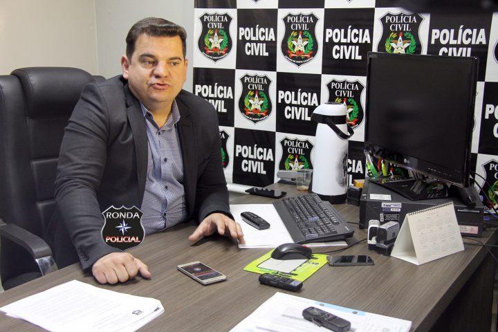 Delegado Fernando Callfass assina portaria da Lei Seca para eleições em Abelardo Luz